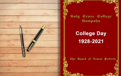 The Board of Senior Prefects of Holy Cross College Gampaha has Prepared a Digital Book for its 93rd Anniversary.